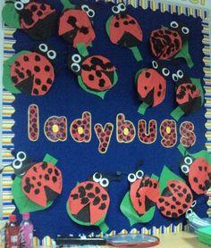 Ladybugs / Ladybirds from Brenna