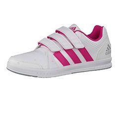 adidas Kidner Hallenschuhe LK Trainer 7 CF K ftwr white/e…