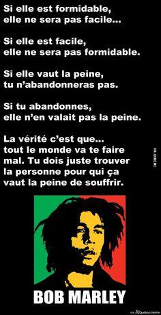 Bob Marley - 18 Citations - La vache rose Bob Marley Citation, Just Love, Peace And Love, Lyric Quotes, Lyrics, Robert Nesta, Nesta Marley, Angel Eyes, Sentences