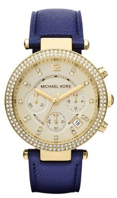 Beautiful #MichaelKors watch http://rstyle.me/n/gk2qdnyg6