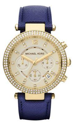 Beautiful #MichaelKors watch http://rstyle.me/n/gk2qdnyg6