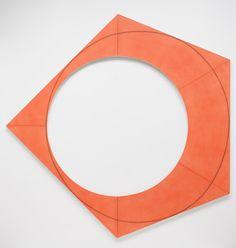 """Pace Gallery - """"Robert Mangold"""" - Robert Mangold"""
