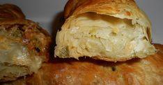 Σε λίγες ημέρες αρχίζει η μεγάλη νηστεία για το Άγιον Πάσχα. Συγκεκριμένα από την καθαρή Δευτέρα. Ας ετοιμαστούμε με νηστίσιμες συνταγές. Γ... Greek Recipes, Pie Recipes, Deserts, Food And Drink, Potatoes, Bread, Cheese, Snacks, Chicken