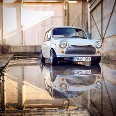 Mini cooper. Classic with style.