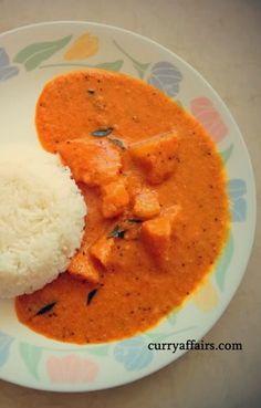 Puli Koddel (Konkani Ash gourd Curry) - CurryAffairs.com