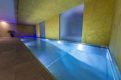 Luxury stainlesssteel swimmingpool Imaginox in Grandhotel Ambassador in Carlsbad Spa, Stainless Steel, Luxury, Pools, Outdoor Decor, Design, Home Decor, Decoration Home, Room Decor