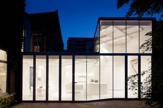 010 Woning Den Anker Leuven • 360 architecten - Gent
