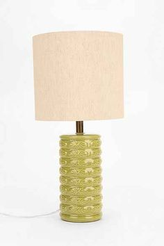 Faceted Pastel Table Lamp - Urban Outfitters