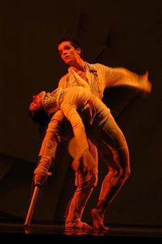 """""""Pasajeros del cuerpo"""" coreografa : Isabel Croxatto    - Fotolog"""