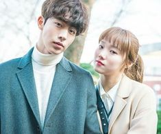 Картинка с тегом «kdrama, lee sung kyung, and nam joo hyuk Nam Joo Hyuk Cute, Kim Joo Hyuk, Nam Joo Hyuk Lee Sung Kyung, Jong Hyuk, Korean Actresses, Korean Actors, Korean Dramas, Lee Sung Kyung Wallpaper, Live Action