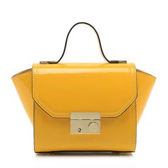 Versse jelly bag patent leather women's handbags lady luxury brand women handbag
