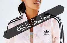 Athletic Streetwear Athletic wear makes up a big part of my wardrobe. Whether I'm actually working out or just lounging around, I love how casual and easy it is to throw on. Athletic streetwear is a growing trend that is not only comfortable but stylish too! What more could a girl want? If you're a little confused o...  Read More at http://www.chelseacrockett.com/wp/fashion/athletic-streetwear/.  Tags: #Adidas, #Athletic, #Casual, #Clothing, #Fashion, #Streetwear, #S