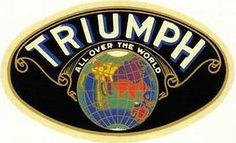 Triumph Motosiklet, Meriden, Coventry, İngiltere.
