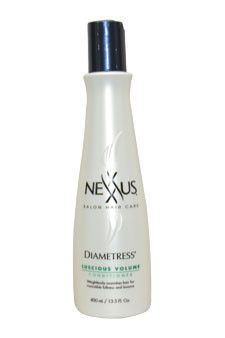 Nexxus Diametress Volume Conditioner for Fine and Flat Hair oz Cleaning Supplies, Conditioner, Bottle, Cleaning Agent, Flask, Jars