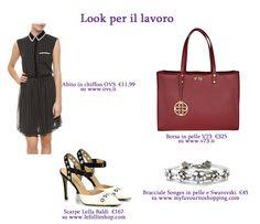 Look per il lavoro http://www.myfavouriteshopping.com/blog/personal-shopper/