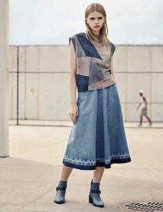 AllSaints Spring 16 Lookbook - Womenswear / Лукбуки / ВТОРАЯ УЛИЦА