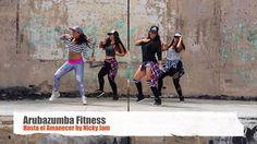ZUMBA - Hasta el Amanecer - by Arubazumba Fitness