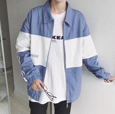Blue all blue blue outfit blue fashion Korean fashion blue Korean fashion blue dress blue pants blue aesthetic ulzzang fashion Korean Fashion Men, Boy Fashion, Fashion Outfits, Ulzzang Fashion, Korean Outfits, Boy Outfits, Cute Outfits, Aesthetic Fashion, Aesthetic Clothes