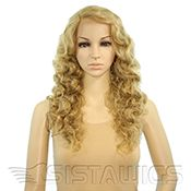 Outre Synthetic Lace Front Wig L-Part Swiss Ashani