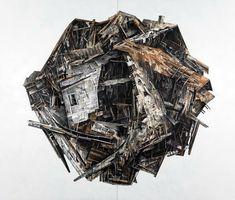The online art portfolio of pittsburgh collage artist and sculptor Seth Clark. Collage Architecture, Clark Art, Create Collage, Collage Artists, Collages, To Infinity And Beyond, Art Portfolio, Online Portfolio, Art Festival