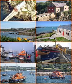 RNLI St Mary's Isles of Scilly Cornwall.