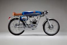48cc Record Sport  1968   FB Mondial (1948–79), Milan, Italy   Courtesy of Anonymous Lender   L2011.0302.005