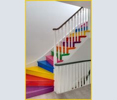 We had an upstairs play room when I was a kid. This would have been cool