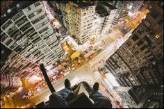 Galerie : le Rooftoping | NOVAPLANET