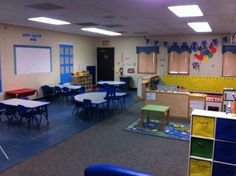 daycare classroom setup | More Than ABC's and 123's