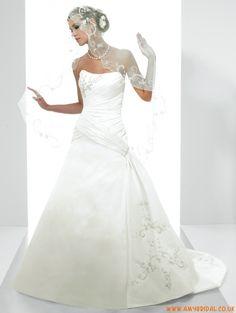 Wedding Dress  J6149