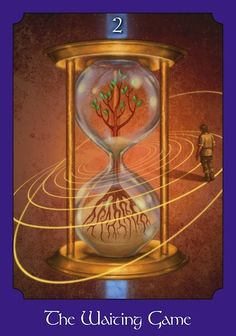 The waiting game - Psychic Tarot. Time to make decisions about your future. Spirit Signs, Intuitive Empath, Capricorn Traits, Oracle Tarot, Angels Among Us, Star Children, Angel Cards, Affirmation Cards, Tarot Reading