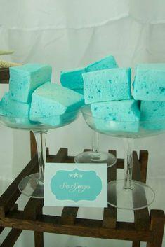 Sea Sponges - Homemade Marshmallows