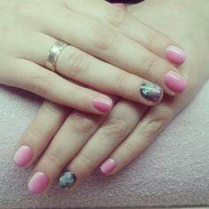 Essie gel#galaxy # Ombre
