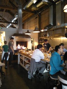 almost Fit To Eat: Dining Out: Sitka & Spruce, Seattle WA (Capitol Hill)