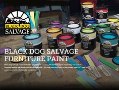 Giving a Picture Frame New Life-Painting Tips with Swooz Hudson of Black Dog Salvage Salvaged Furniture, Dog Furniture, Paint Furniture, Furniture Projects, Custom Furniture, Furniture Makeover, Black Dog Salvage, Paint Line, Design Shop
