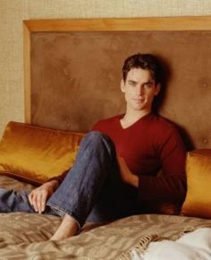 Gay Star News: June 29, 2015 - Bomer reflects on role as a male prostitute and killer on defunct soap 'Guilding Light'