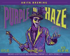 abita purple haze - Google Search