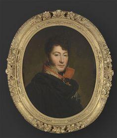 Charles Arthur Tristan Languedoc de Noailles, pintado por Gérard François Pascal Simon en 1813