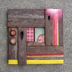 Collaborative and solo found object constructions by Chicago based artist, Chris Silva.