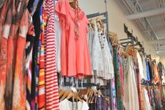 Stop in any one of our 20 stores for up to the minute, amazing looks!