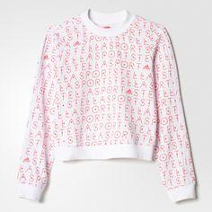 adidas STELLASPORT Graphic Sweatshirt