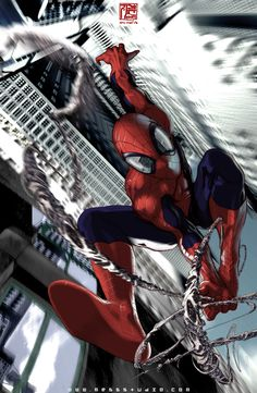 Spider-Man by ~HOON
