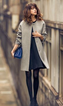 60 Stylish Casual Style Ideas For Ending Your Fall – New York Fashion New Trends Komplette Outfits, Casual Outfits, Fashion Outfits, Womens Fashion, Fashion Trends, Office Fashion, Work Fashion, Cute Fashion, Looks Street Style