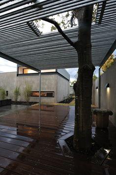 Hamilton Courtyard House | Australian Design Review