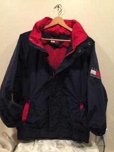 Tommy Hilfiger Windbreaker Jacket with Hoodie Sailing Gear Bekleidung, Tommy  Hilfiger Jacken, Windbreaker Jacke 9b2a246595