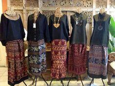 Batik Kebaya, Kebaya Dress, Batik Dress, Kebaya Lace, Blouse Batik, Batik Fashion, Ethnic Fashion, Muslim Fashion, Womens Fashion