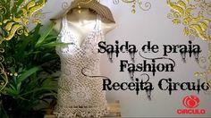 Saída de Praia Fashion - receita Círculo