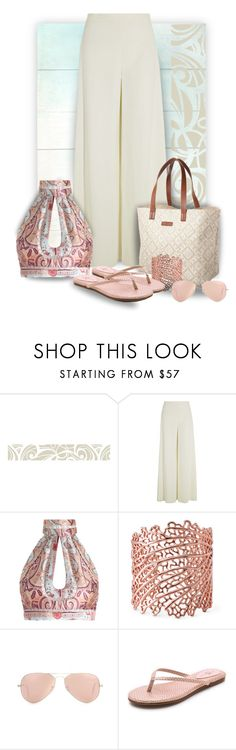 """""""Escape"""" by mwaldhaus ❤ liked on Polyvore featuring Huddleson, M Missoni, Privé, Zimmermann, Stella & Dot, Ray-Ban and Yosi Samra"""
