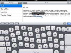 TypeWay Will Have You Typing with 10 Fingers on Your iPad