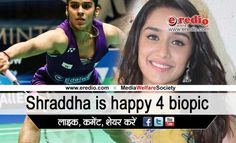 Shraddha Kapoor started the first round of training for the biopic | eredio.com